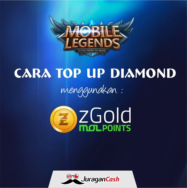 Cara Redeem MOL Points ke Diamond Mobile Legends Juragan Cash