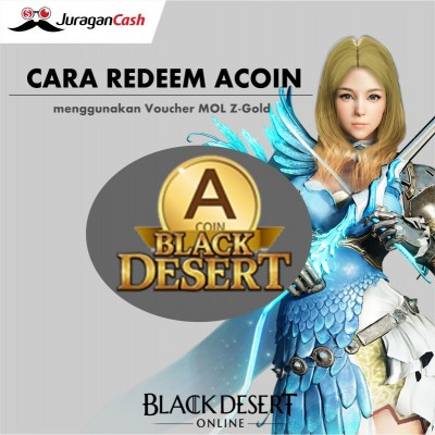 Blog Cara Redeem MOL Points ke Acoin Black Desert Online SEA Juragan Cash
