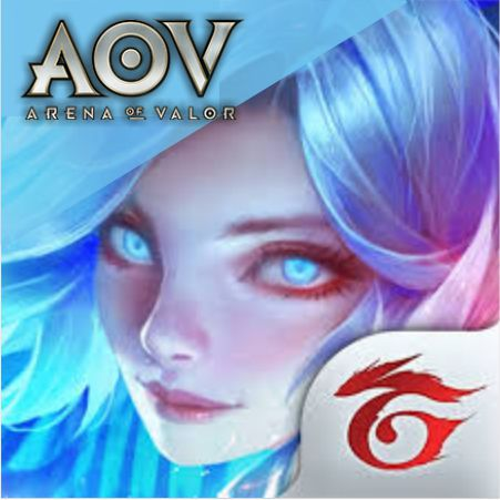 Arena of Valor AOV Diamond Garena Direct Top UP