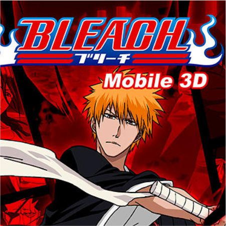 BLEACH Mobile 3D Diamond